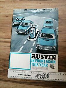 Austin Sales Brochure