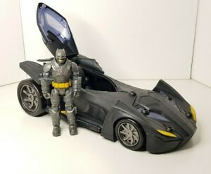 DC Comics Batman Knight Missions Cannon Attack Batmobile & Battle Armor Figure