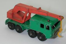 Matchbox Lesney No. 30 8 Wheel Crane oc10737