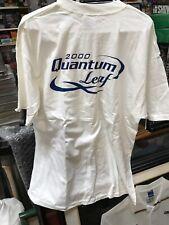 Vintage 2000 Quantum Leaf T Shirt Size XL Vintage New