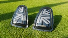 Union Jack Tail Lights 2006 - 2013 MINI R56 R57 R58 R59 FACELIFT models ONLY