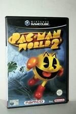 PAC-MAN WORLD 2 GIOCO USATO OTTIMO STATO GAMECUBE EDIZIONE ITALIANA RS2 45385