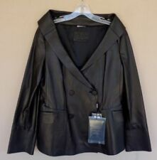 7af004b394621 Giorgio Armani Leather Coats   Jackets for Women for sale