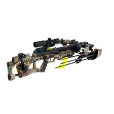Excalibur Assassin Bow Hunting Crossbow +Scope +Quiver +Hard Case +Arrows