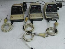 3 x Hakko 926 Solder Stations *As is*