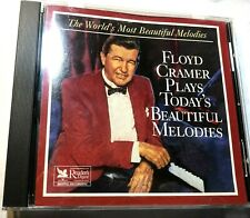 Reader's Digest The World's Most Beautiful Melodies Plays Todays by Floyd Cramer