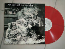 RAGE AGAINST THE MACHINE 1st LP Vynil Couleur