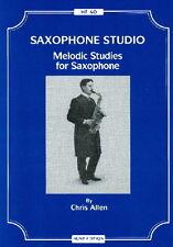 Saxophone Studio- Grade: 2 - 7- Alto/Bari Sax TCL: (NEW) 6 [ends: 20, HE40