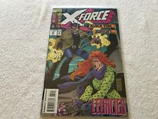 X FORCE 31  Marvel Comic book
