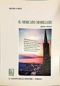 IL MERCATO MOBILIARE - Renzo Costi - GIAPPICHELLI 2006