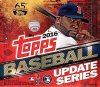 2016 Topps Update Series Baseball Complete Your Set Pick 25 Cards From List