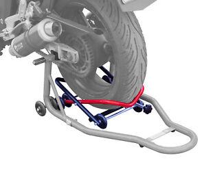 Motorrad Radwechsel-Hilfe Radheber Montageständer Reifen Rangierhilfe