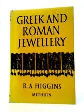 Griechische und römische Schmuck (Handbücher der Archäologie) R.A. Higgins 1961 (id:70841)