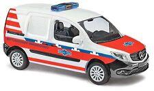 BUSCH 50610 - H0 1:87 - MB Citan Kastenwagen »Medic One« - NEU in OVP