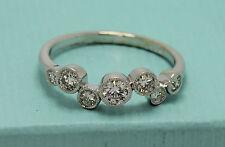 Eternity Good Cut SI1 Fine Diamond Rings