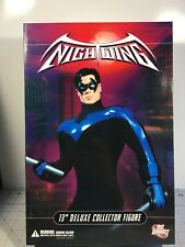 New DC Direct Nightwing 13 Inch Deluxe Collector Figure Batman New