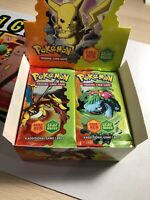 Pokemon Fire Red Leaf Green Unweighed Booster Pack (x1) Venusaur Art