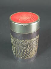 Zigarettenbehälter versilbert - Bruckmann