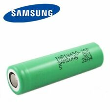 SAMSUNG 18650 Battery 3.7V High Capacity Rechargeable Low Drain For VAPE UK
