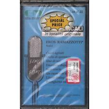 Eros Ramazzotti MC7 Basi Musicali Vol. 1 Nuova Sigillata 0042217067148