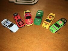 NASCAR LOT #57 1:64 SCALE RACING CHAMPIONS 6 CAR SET!