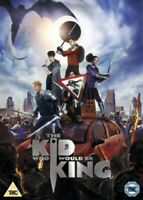 Neuf The Kid Who Would Être King DVD (U085845DSP01)