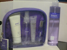 GAP DREAM Body Mist 7 oz + 4pc Body Lotion Eau de Toilette Perfume Spray Bag Set