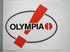 Aufkleber Sticker Olympia - Büromaschinen (M1588)