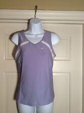Nike Fit Dry Women's M Purple Sleeveless  Athletic Shirt