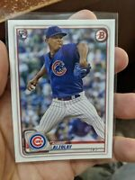 2020 Bowman Adbert Alzolay (10x) Card lot RC Rookie Chicago Cubs