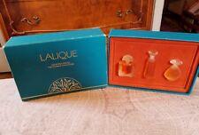 * lalique les introuvables the ultimate Collection Miniature  ***vintage ***