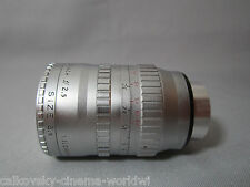 SUPER 16! ANGENIEUX 2.5/75MM C-MOUNT LENS for BMPCC 16MM MOVIE CAMERA BEAUTY!