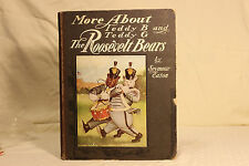 More About Teddy B and Teddy G The Roosevelt Bears by Seymour Eaton 1907