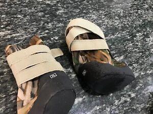 Avery Greenhead Gear Sporting Dog  Neoprene Camo Dog Boots XL