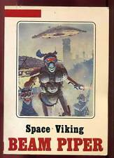 BEAM PIPER: SPACE VIKING. TEMPS FUTURS. 1982.