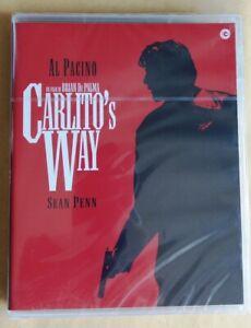 Carlito's Way Blu Ray - Al Pacino, Sean Penn - Italiano - Nuovo Sigillato Raro !
