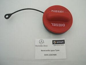 Genuine Mercedes-Benz Fuel Filler Cap W211 E-Class W203 C-Class A2114700905