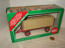 "Siku 2859 Beet Trailer ""Rubenanhanger""  Diecast Model in 1:32 Scale."