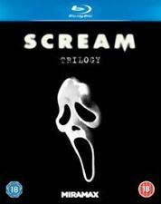 Scream Trilogy 5060223763170 With Drew Barrymore Blu-ray Region B