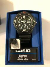 Casio MRW200H-BOS Black & White Watch