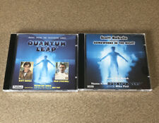 Cd Quantum Leap Series Soundtrack & Scott Bakula Performs Somewhere in the Night