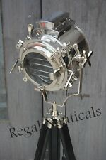 HOLLYWOOD STUDIO FLOOR LAMP SEARCH LIGHT SPOT LIGHT WITH TRIPOD STAND