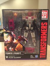 Hasbro Transformers Generations Power Of The Primes Hun-Gurrr Terrorcon - New