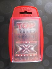 The X Factor Top Trumps New Sealed 2008 Edition