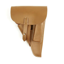 German WWII P38 Softshell Afrika Korps Leather Holster P-38
