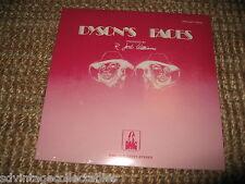 Dyson's Faces SEALED Record LP Clifton Dyson Funk Soul Williams dcm-slp-76331