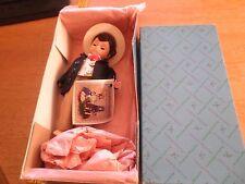 Madame Alexander doll Scarlett Jubilee II Rhett MIB w/tag c19