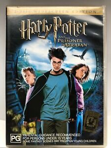 Harry Potter and the Prisoner of Azkaban - 2 DVD Set - AusPost with Tracking