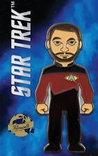 Commander Riker - exklusiver Sammler Collectors Pin Metall - Star Trek - neu
