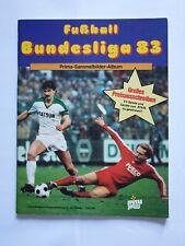 Album figurine Fusball Bundesliga 83 Prima press - VUOTO  - Nuovo